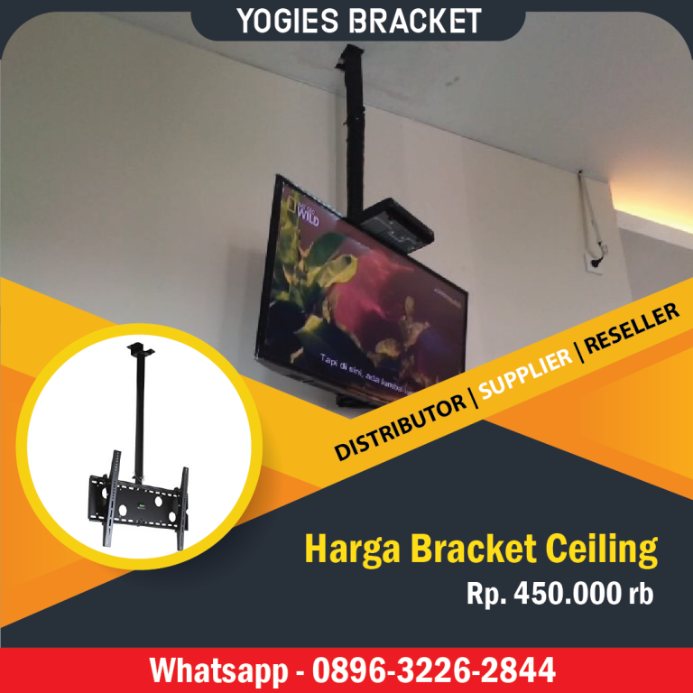 Sample Produk Bracket Ceiling 2
