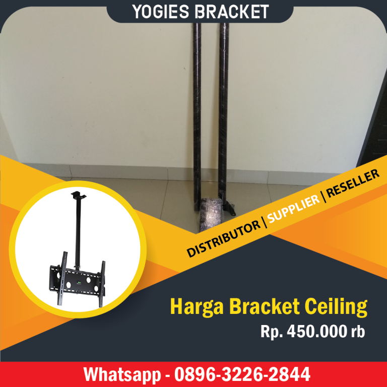Sample Produk Bracket Ceiling