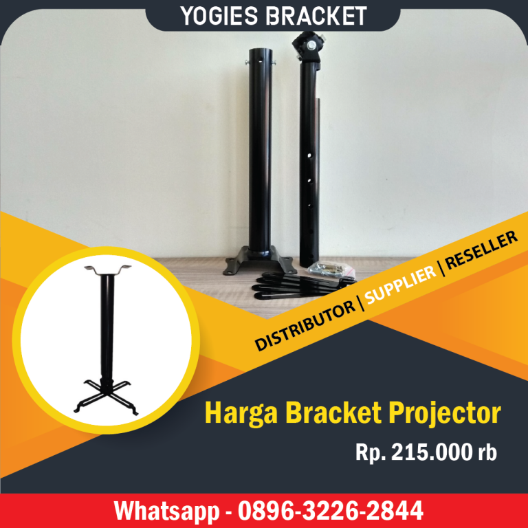 Sample Produk Bracket Projector