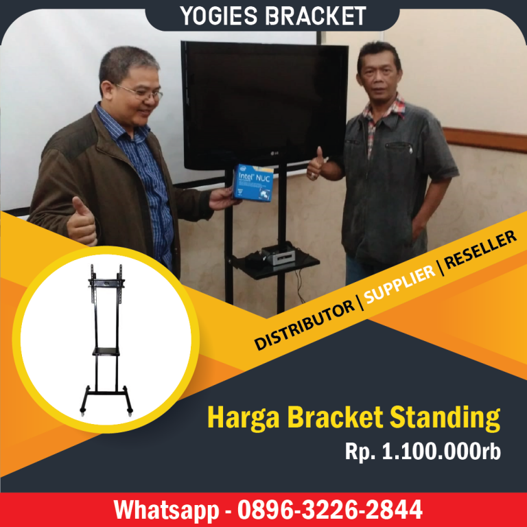 Sample Produk Bracket Standing