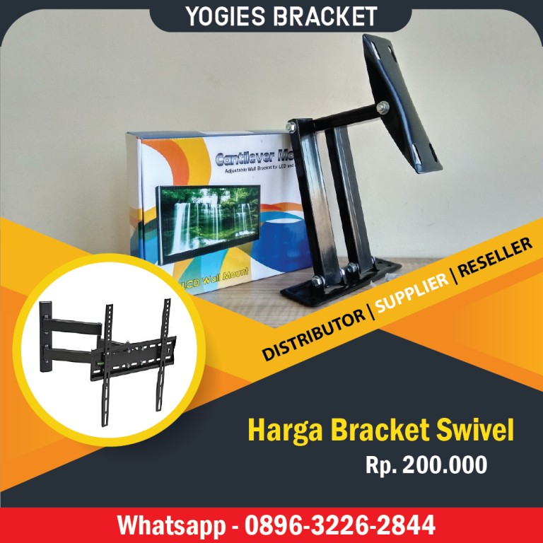 Sample Produk Bracket Swivel