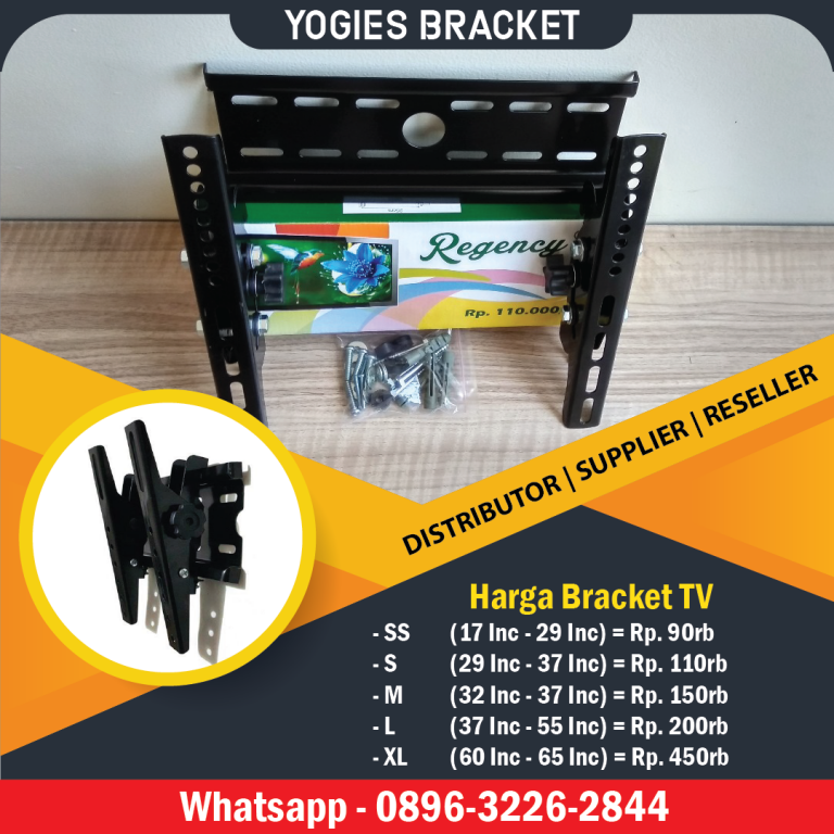 Sample Produk Bracket TV 1